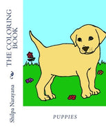 The Coloring Book Puppies