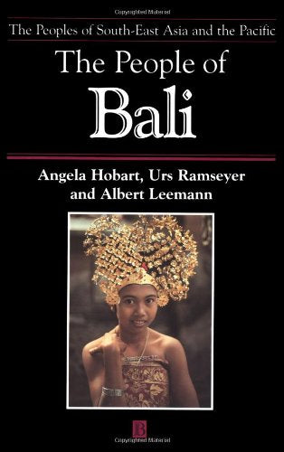 The People of Bali