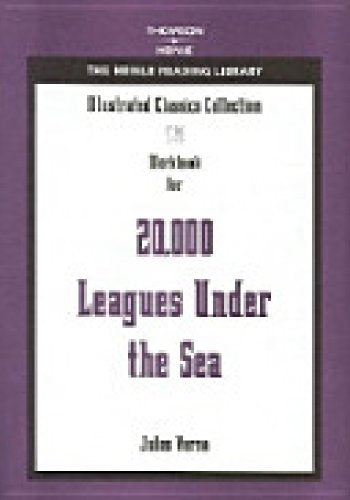 Heinel Reading Library: 20,000 Leagues Under The Sea - Workbook (Heinle Reading Library)