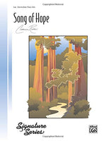 Song of Hope: Sheet