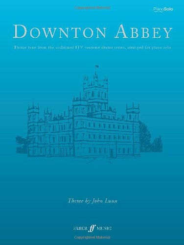 Downton Abbey Theme: Piano Solo