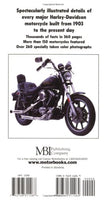 Illustrated Directory of Harley-Davidson Motorcycles