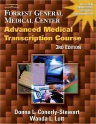 Forrest General Medical Center, Advanced Medical Transcription Course with Audio CDs and All N One Transcription Kit