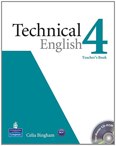 Technical English Level 4 Teacher's Book withTestmaster Audio CD-ROM