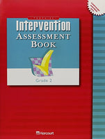 Trophies: Intervention Assessment Book Grade 2