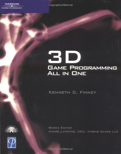 3D Game Programming All in One (Course Technology PTR Game Development Series)