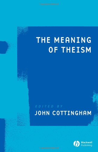 The Meaning of Theism