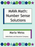 Mava Math: Number Sense Solutions