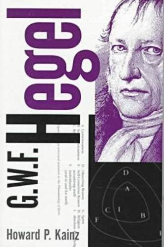 G.W.F. Hegel: Philosophical System