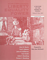 Study Guide, Volume II for Murrin et al.s Liberty, Equality, Power: A History of the American People (Vol 2)