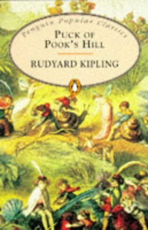 Puck of Pook's Hill (Twentieth Century Classics) (English and Spanish Edition)