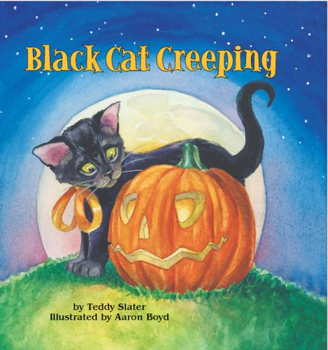 Black Cat Creeping