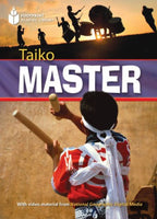 Taiko Master: Footprint Reading Library 2 (Footprint Reading Library: Level 2)