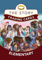 The Story Trading Cards: For Elementary: Grades 3 and up
