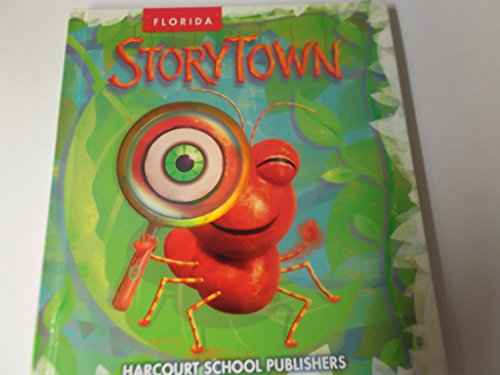 Harcourt School Publishers Storytown Florida: Student Edition Watch This! Level  1-5 Grade 1 2009