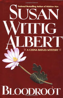 Bloodroot (China Bayles Mystery)