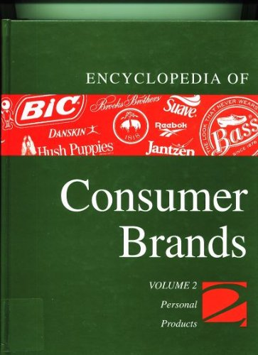 Encyclopedia of Consumer Brands - Personal Products
