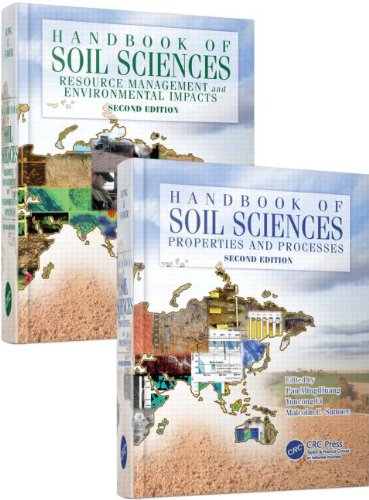 Handbook of Soil Sciences, Second Edition (Two Volume Set)