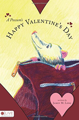 A Possum's Happy Valentine's Day