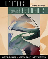 Writing Arguments: A Rhetoric With Readings, Concise Edition (2Nd Edition)
