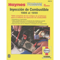 Fuel Injection '86'99 (Spanish) (Haynes Repair Manuals)