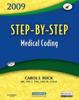 Step-by-Step Medical Coding 2009 Edition, 1e