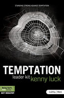 Temptation: Standing Strong Against Temptation - DVD Leader Kit (Being God's Man)