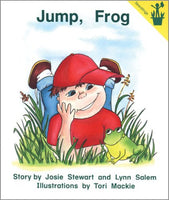 Early Reader: Jump, Frog