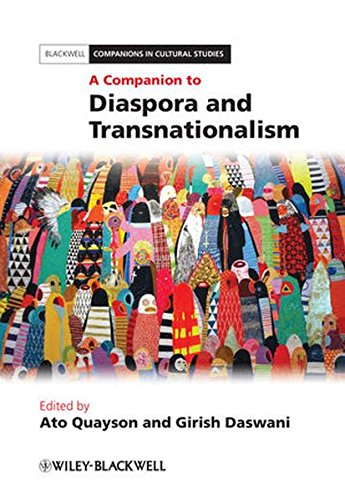 A Companion to Diaspora and Transnationalism