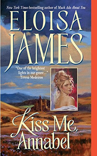 Kiss Me, Annabel (Essex Sisters, book 2)