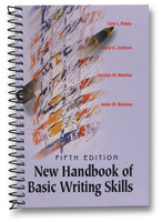 New Handbook of Basic Writing Skills