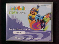 Storytown: Teacher One-Stop Planner CD-ROM Grade 5