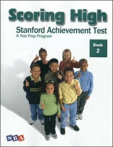Scoring High: Stanford Achievement Test, Book 2