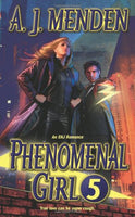 Phenomenal Girl 5 (Elite Hands of Justice)
