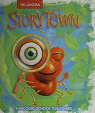 Harcourt School Publishers Storytown Oklahoma: Student Edition Watch This! Level  1-5 Grade 1 2008
