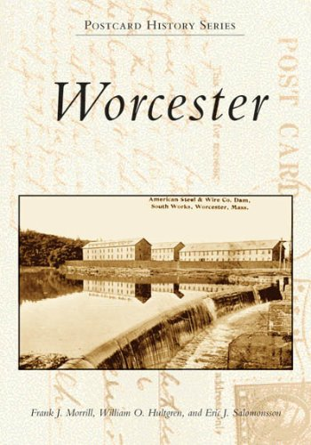Worcester (MA) (Postcard History Series)