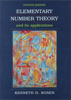 Elementary Number Theory And Its Applications (4Th Edition)