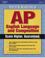 AP English Language & Comp 1e (Peterson's AP English Language & Composition)