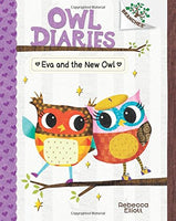 Eva and the New Owl (Owl Diaries)