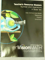 enVision Math Common Core Topic 12 Geometry Grade 2 Teacher's Edition Isbn 9780328673667