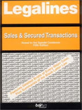 Legalines on Sales and Secured Transactions, 5th, Keyed to Speidel