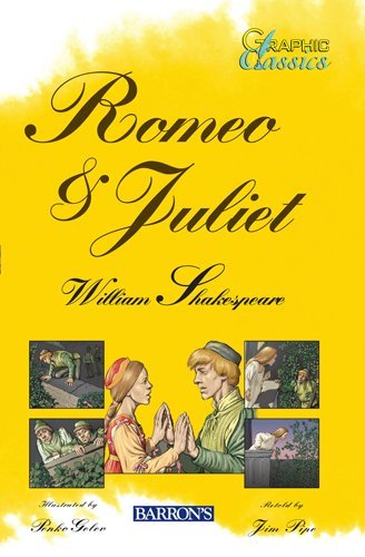 Romeo and Juliet (Graphic Classics)