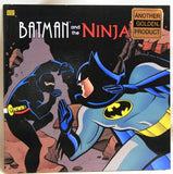 Batman and the Ninja (Golden Look-Look Books)