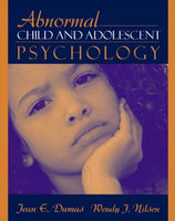 Abnormal Child And Adolescent Psychology