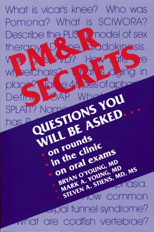 Pm & R Secrets: Question You Will Be Asked (Secrets Series)