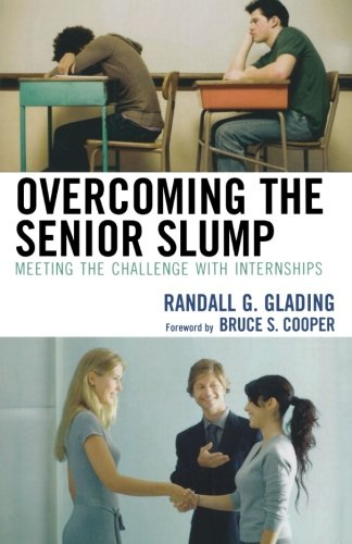 Overcoming the Senior Slump: Meeting the Challenge with Internships