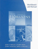 Workbook with Lab Manual for Manley/Smith/McMinn/Prevosts Horizons, 4th