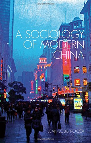 A Sociology Of Modern China (Comparative Politics And Internationl Studies)