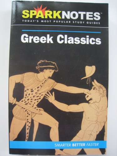 Greek Classics (SparkNotes Literature Guide) (SparkNotes Literature Guide Series)