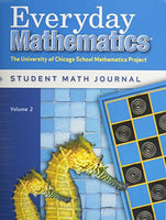 Everyday Mathematics, Grade 2, Student Materials Set - Consumable
